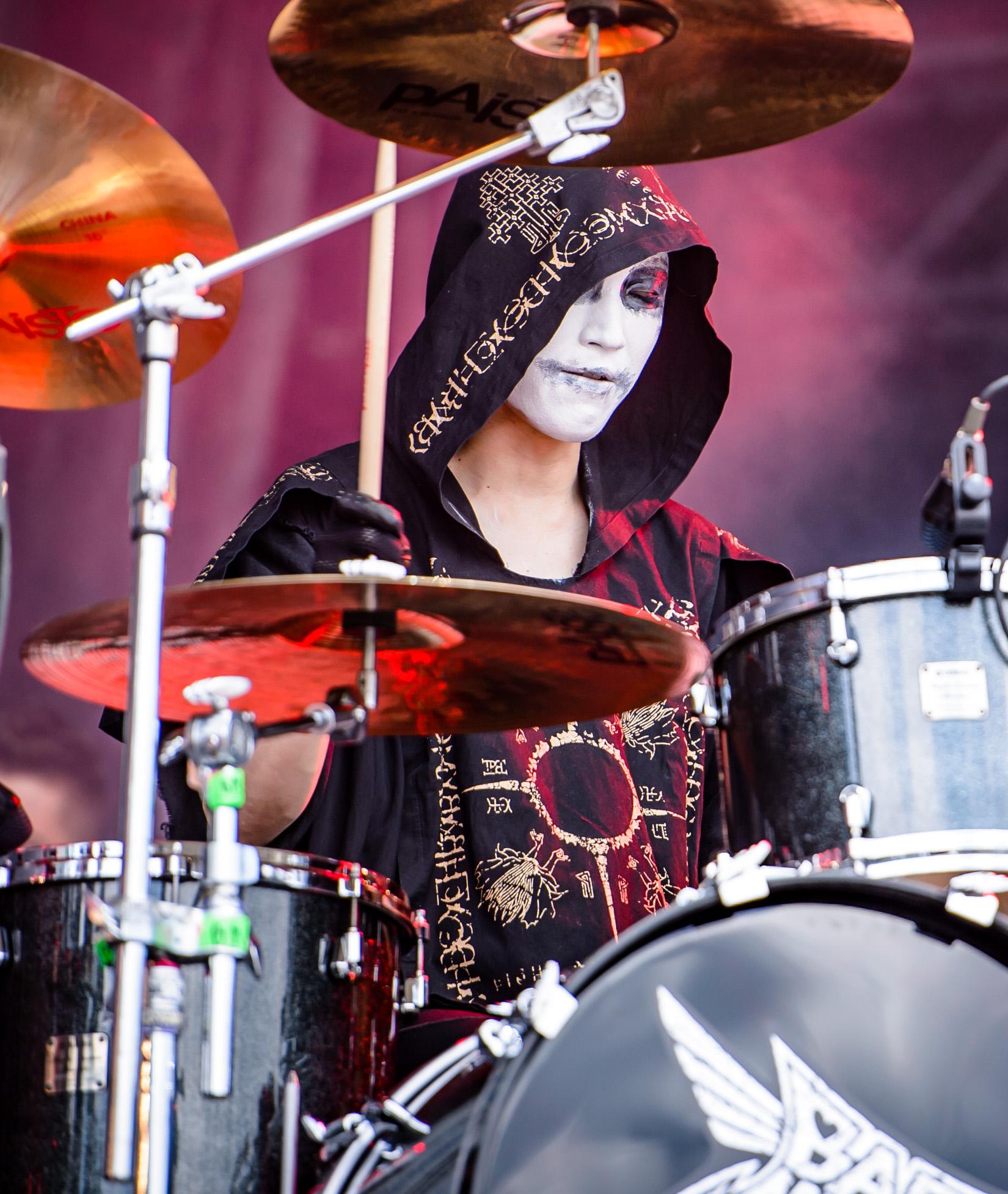 Happy 33rd Birthday To The God Of Drums, Hideki Aoyama
