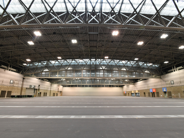 Portmesse Nagoya Exhibition Hall 3
