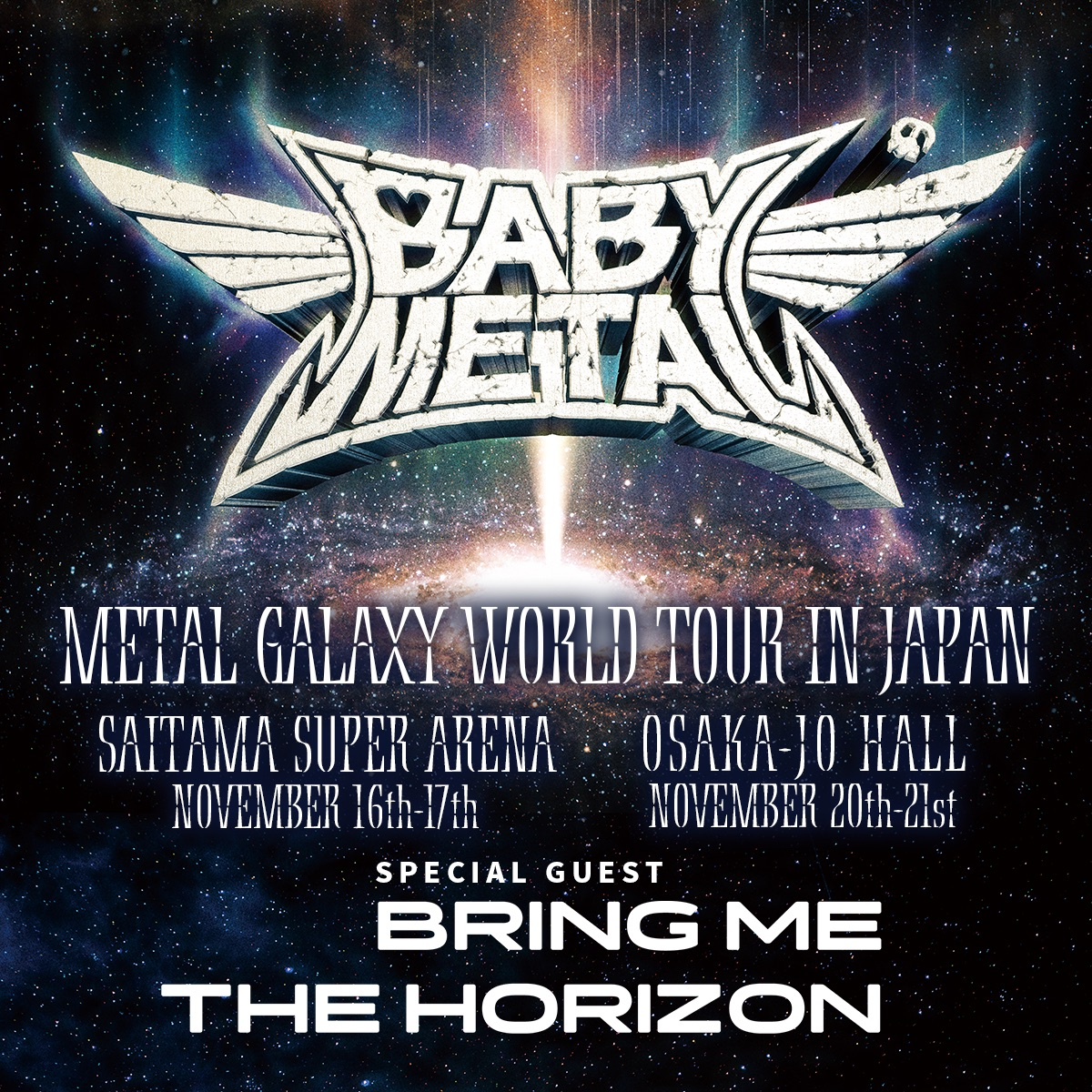 Bring Me The Horizon Tour 2020.Bring Me The Horizon Are Confirmed As The Support Artist For