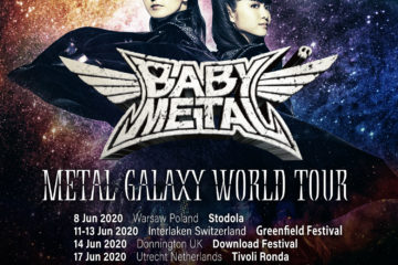 Babymetal Tour 2020.Babymetal News News On Everything Babymetal